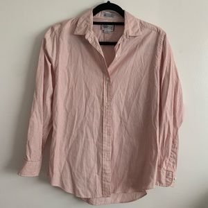 ⭐️3/$25 Vintage Nordstrom's button down blouse